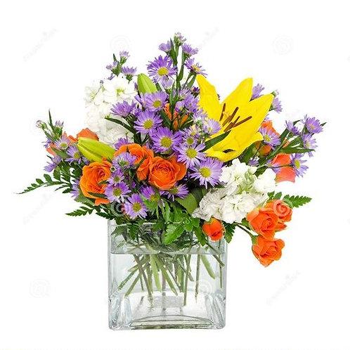 Rocky Mountain Summer Bouquet