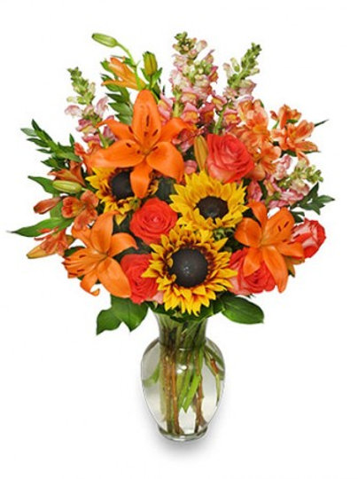 Fall Festivity Bouquet