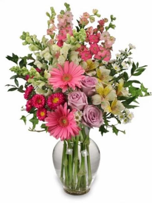 Garden Splendor Bouquet