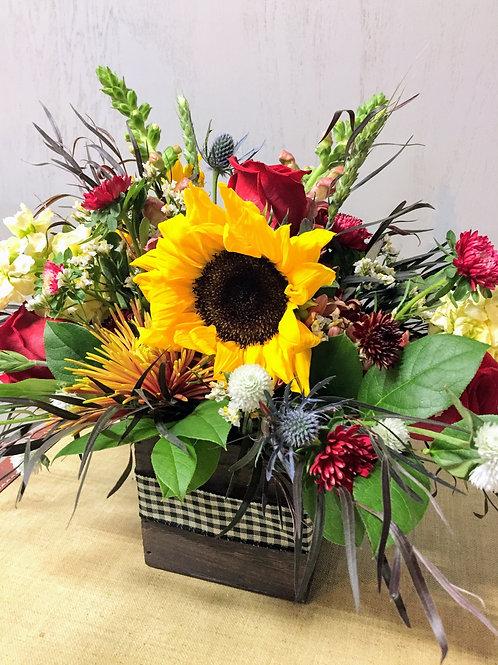 Autumn Style Bouquet
