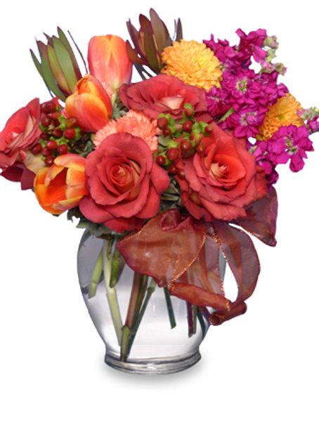 Fall Fancy Bouquet