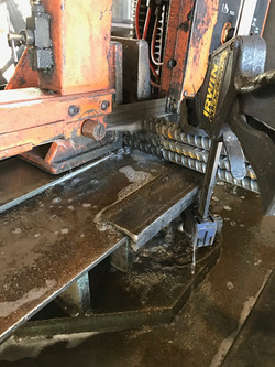 Metal Trusses Backwoods Buildings