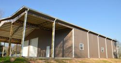 Metal trusses, pole barn kit florida
