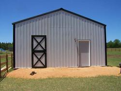 Backwoods Buildings Horse Barn