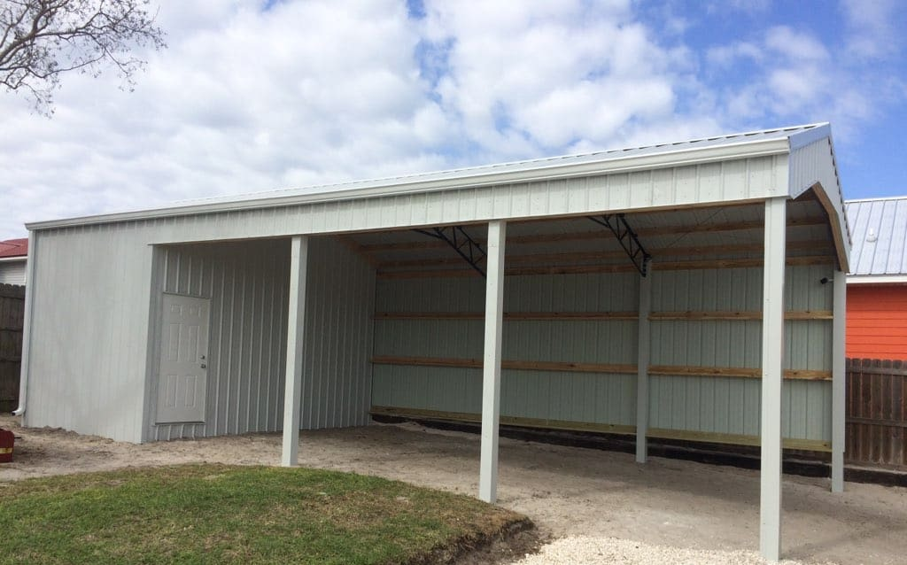 Metal Barn Kits >> Photos Pole Barn Kits Florida Metal Trusses Backwood