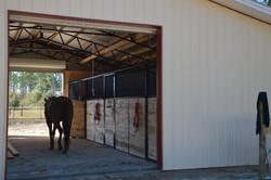 Backwoods Buildings Horse Stalls