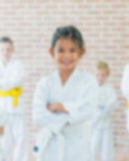 Débutants Arts martiaux classe