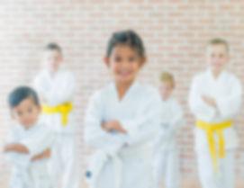 Iniciantes Martial Arts classe