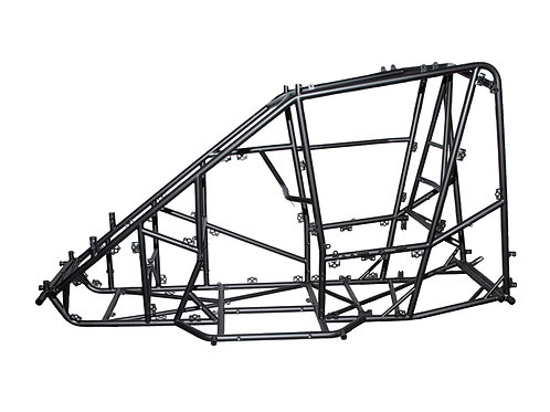 2021 Bare Chassis
