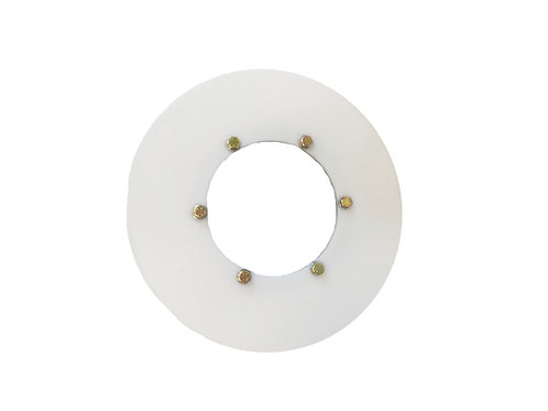 """1.75"""" Chain Guide Plastic Side Plates"""