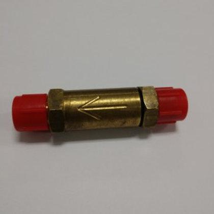 Engler Mechanical Brass Stumble Valve