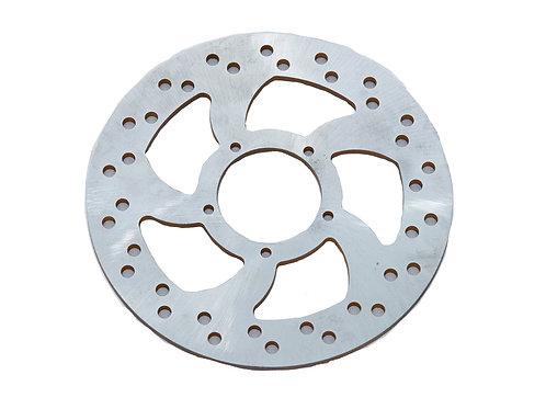 Left Front Brake Rotor-Steel