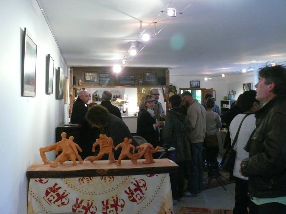 Vernissage collectif