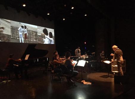 Gibellina par l'Ensemble Hopper