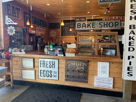 Our Bakery & Lunch Counter