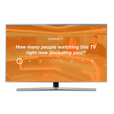 Questions - Tool for HbbTV, SmartTV and IPTV