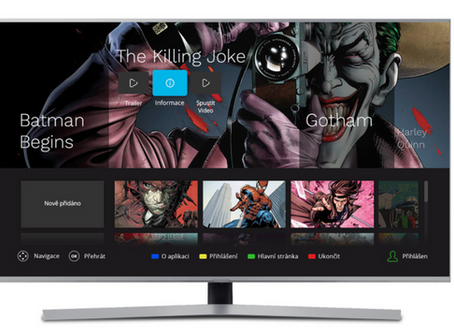 VOD Apps for Addressable are the future of TV media Market