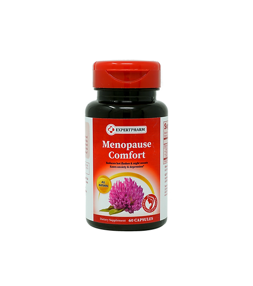 Menopause Comfort - Effectively reduce all menopause symptoms