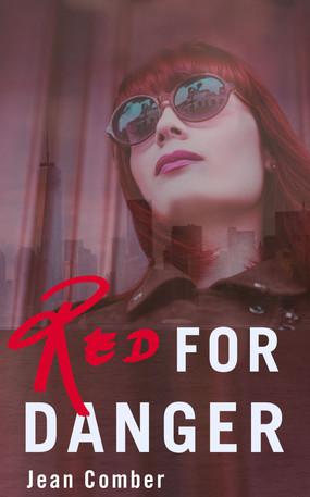 Red For Danger Alternative Book Cover