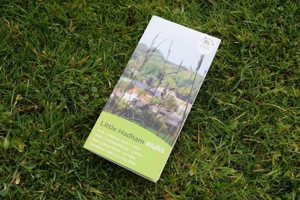 Little Hadham Walking Maps