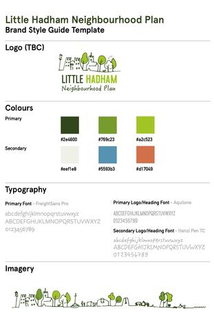 Little Hadham Neighbourhood Plan Brand Guidelines