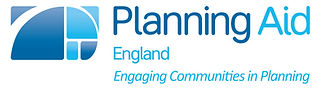 Planning Aid England Logo