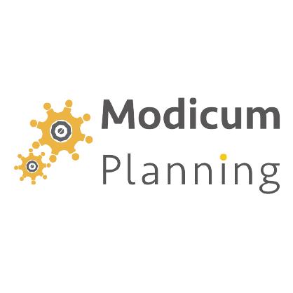 Modicum Planning Logo