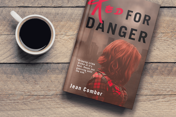 Red For Danger Book Cover