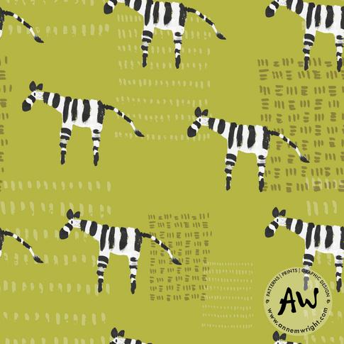 Happy Zebra Collection