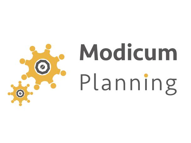 Modicum Planning Main Logo