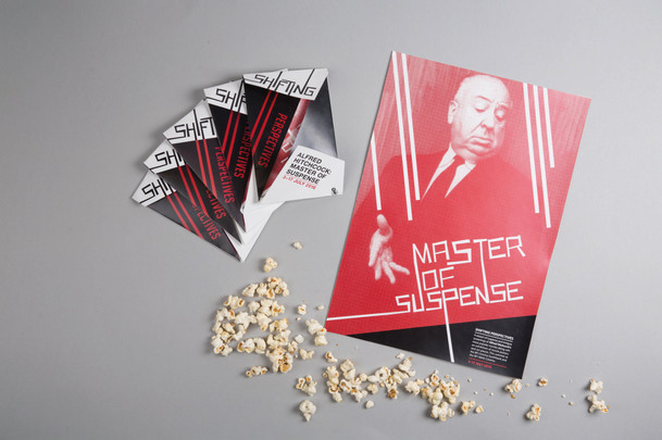 Poster and rollout for BFI Film Festival