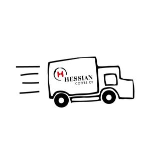 Hessian Coffee Company Packaging