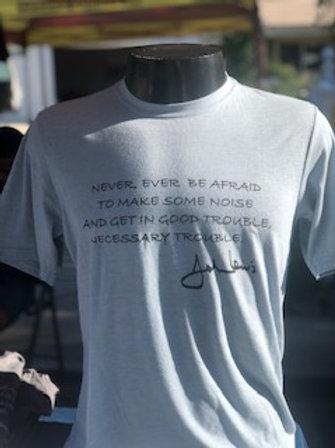 Good Trouble, John Lewis T-shirt