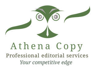 Athena Copy professional editorial services