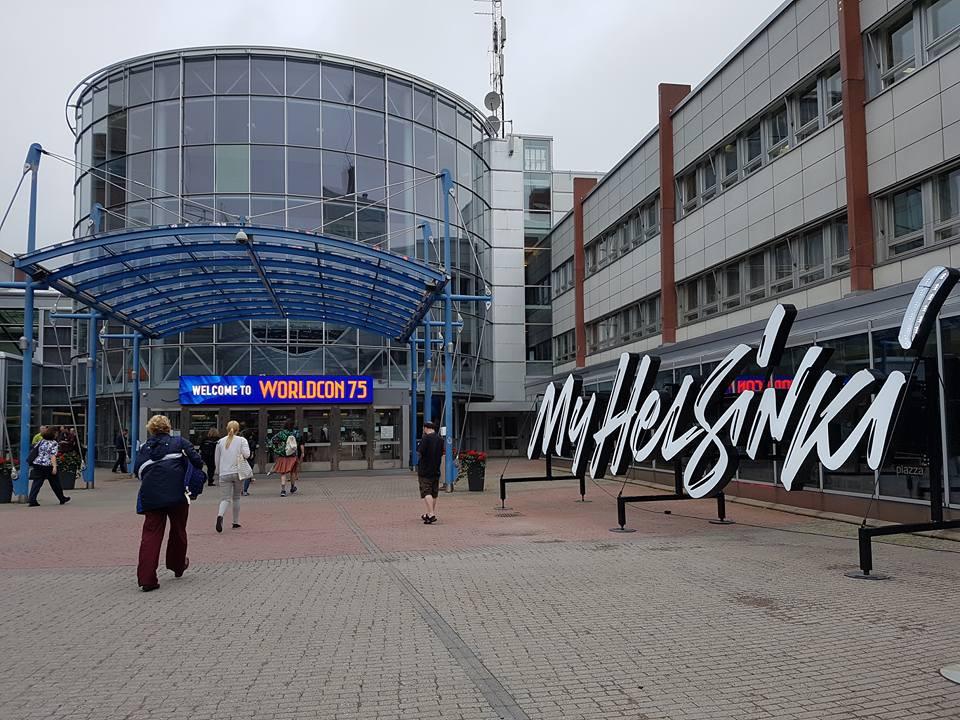 WorldCon 75 Messukesskus Helsinki