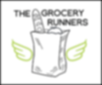 The Grocery Runners - Logo