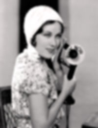 Vintage Fay Wray on the phone.jpg