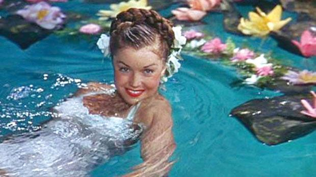 Although she had a few dry-land roles in such films as Take Me Out to the  Ball Game, it was the lavish water spectaculars that made her a top  box-office ...