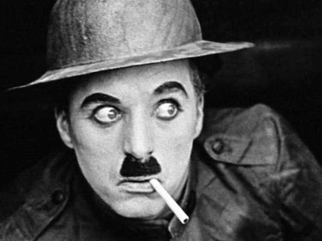 Happy Brithday Charlie Chaplin
