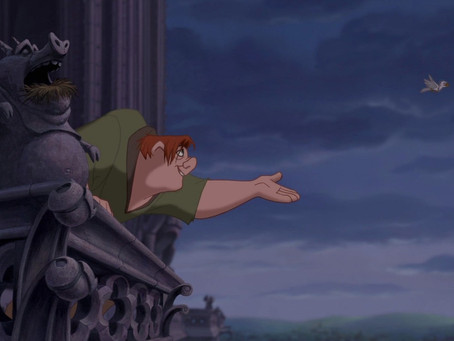 Disney's The Hunchback of Notredame (1996)