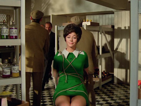 A King Among Queens: Linda Thorson and The Avengers