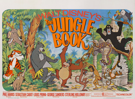 Disney's The Jungle Book (1967)