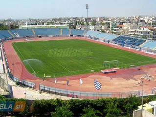 Kidz Futbol's first camp in Greece.