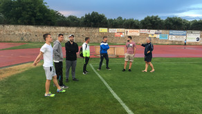 Open Road Football Experience in Sparta, Greece opened today