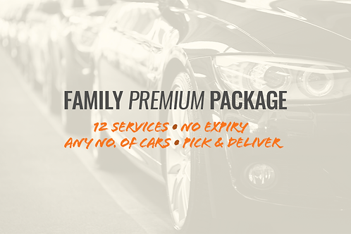 Family Premium Package