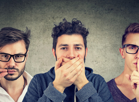 Speaking up, Speaking Out: Why security concerns don't always get reported.
