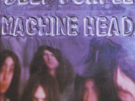 """Featured Album: """"Machine Head"""" by Deep Purple"""