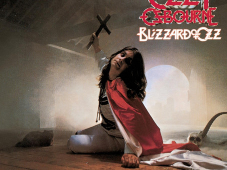 "This Week's Featured Album: ""Blizzard of Ozz"" by Ozzy Osbourne"