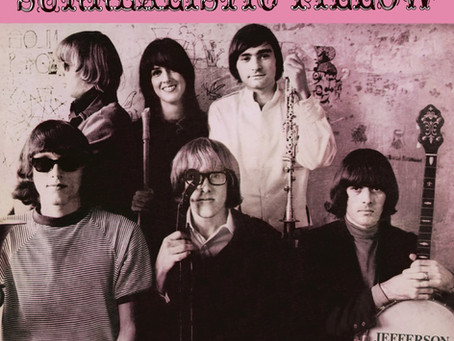 """Featured Album: """"Surrealistic Pillow"""" by Jefferson Airplane"""