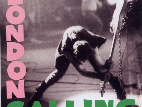"""This Week's Featured Album: """"London Calling"""" by The Clash"""
